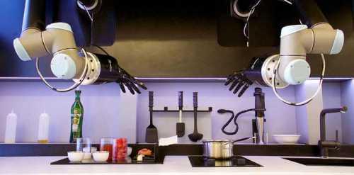 роботы с четырьмя ногами стали умнее благодаря компьютерной симуляции