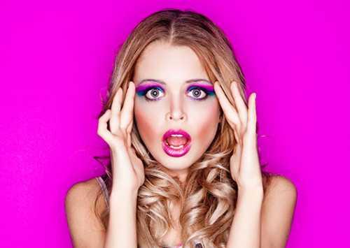 макияж кары делевинь, 2 ярких образа топ